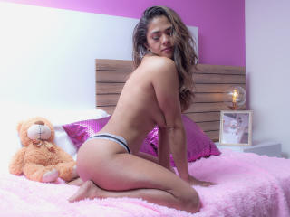LizzBeckett - Webcam sexy with this latin Hot chicks