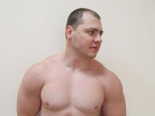 Picture of the sexy profile of EdwinStalker, for a very hot webcam live show !