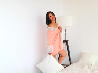 Photo de profil sexy du modèle HappinessOnlinee, pour un live show webcam très hot !