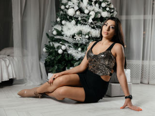 Picture of the sexy profile of AlesMiranda, for a very hot webcam live show !
