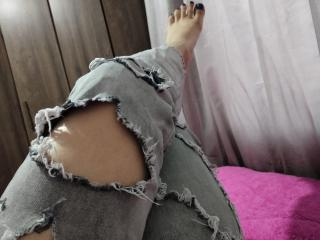 Picture of the sexy profile of LuluChaudeAnal, for a very hot webcam live show !