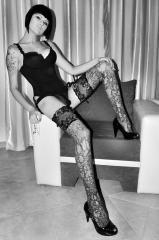 Photo de profil sexy du modèle Wandatattoo, pour un live show webcam très hot !