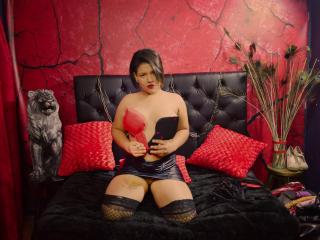 Sexy Profilfoto des Models Kattiefetish, für eine sehr heiße Liveshow per Webcam!