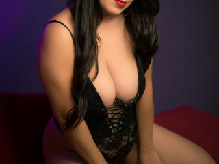 Sexet profilfoto af model AntoniaBellaX, til meget hot live show webcam!