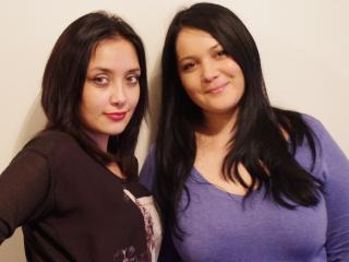 Sexy Profilfoto des Models DivinasAm, für eine sehr heiße Liveshow per Webcam!