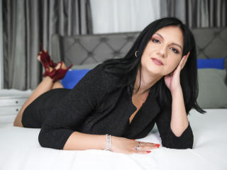 Sexet profilfoto af model MadameAlexaX, til meget hot live show webcam!