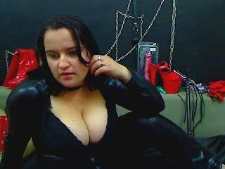 Picture of the sexy profile of TotalHotFetish, for a very hot webcam live show !