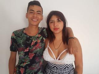 LiliAndCarlos - Show live sex with a latin Partner
