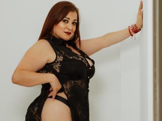 Photo de profil sexy du modèle ElizaaCortez, pour un live show webcam très hot !