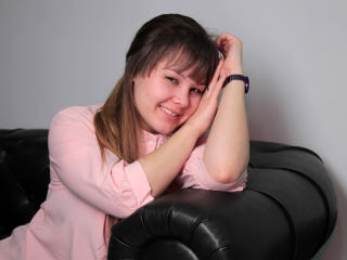 Picture of the sexy profile of NansySweet, for a very hot webcam live show !