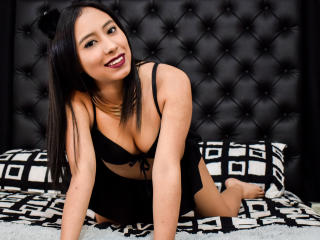 Sexet profilfoto af model DeniseBelrose, til meget hot live show webcam!