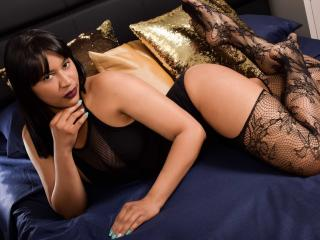 Picture of the sexy profile of MelisaBlair, for a very hot webcam live show !
