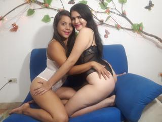 Picture of the sexy profile of VeroAndSol, for a very hot webcam live show !
