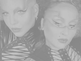 Foto van het sexy profiel van model HotCumsTS, voor een zeer geile live webcam show!