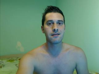 Picture of the sexy profile of SexyBoyHot, for a very hot webcam live show !