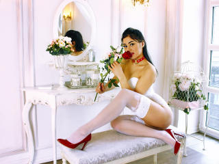 Sexet profilfoto af model ArabianHottieOne, til meget hot live show webcam!