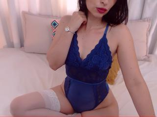 Photo de profil sexy du modèle AliciaRosss, pour un live show webcam très hot !