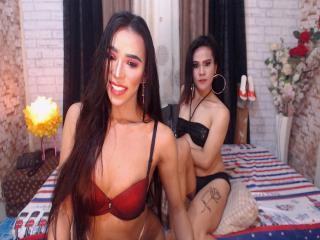 Photo de profil sexy du modèle coupleOFtouch, pour un live show webcam très hot !