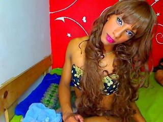 Picture of the sexy profile of SEXYKACCE4U, for a very hot webcam live show !