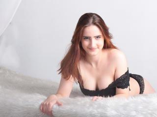 Foto del profilo sexy della modella AlishaSoir, per uno show live webcam molto piccante!