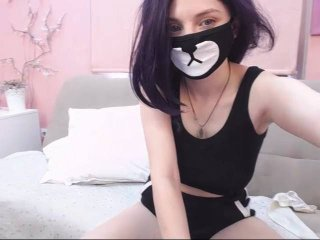 SallyTailer - online chat hard with this Hot chicks with standard titties