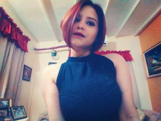 Foto del profilo sexy della modella ValerieH, per uno show live webcam molto piccante!