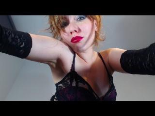 Bild på den sexiga profilen av AlejaNova för en väldigt het liveshow i webbkameran!