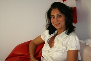 Picture of the sexy profile of Vecanny, for a very hot webcam live show !