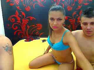 Picture of the sexy profile of DevilishTrio, for a very hot webcam live show !