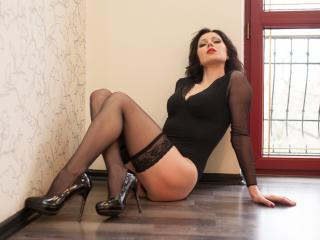 Picture of the sexy profile of AsteliaLove, for a very hot webcam live show !