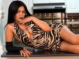 Foto van het sexy profiel van model FetishLadyLatin, voor een zeer geile live webcam show!