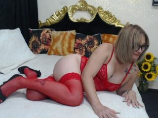 Photo de profil sexy du modèle Cexy, pour un live show webcam très hot !