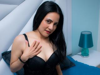 Picture of the sexy profile of SashaGray, for a very hot webcam live show !