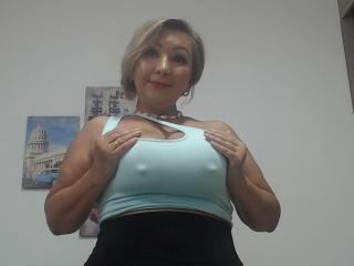 Photo de profil sexy du modèle CatalinaXHotty, pour un live show webcam très hot !