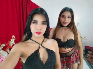 Photo de profil sexy du modèle QueenMajesticDuos, pour un live show webcam très hot !