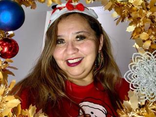 Sexet profilfoto af model KurtneyLouve, til meget hot live show webcam!