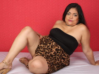 Picture of the sexy profile of LadyMaryx, for a very hot webcam live show !