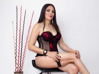 Sexet profilfoto af model JuliaBadler, til meget hot live show webcam!