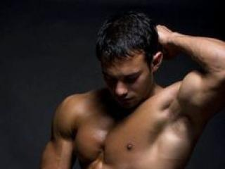 Picture of the sexy profile of SexyAdam, for a very hot webcam live show !