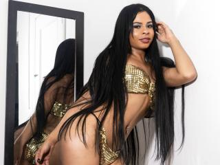 Photo de profil sexy du modèle MissBrendaTs, pour un live show webcam très hot !