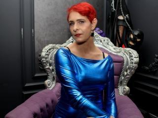 Photo de profil sexy du modèle SavoryFox, pour un live show webcam très hot !