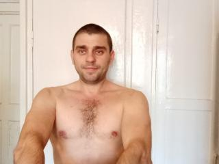 Picture of the sexy profile of IgorXStrong, for a very hot webcam live show !