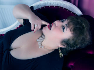 Picture of the sexy profile of NastyRubby, for a very hot webcam live show !