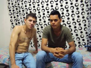 Picture of the sexy profile of LatinosGuys, for a very hot webcam live show !