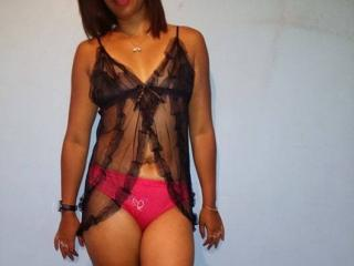 Picture of the sexy profile of PrettyTania, for a very hot webcam live show !