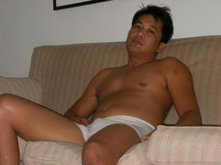 Picture of the sexy profile of asianguy, for a very hot webcam live show !