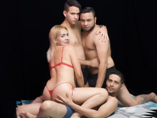 ThePerfectGroup - Live cam x with this 4 way